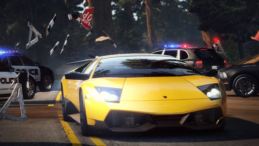 Need For Speed: Hot Pursuit Review - Screenshot 3 of 5