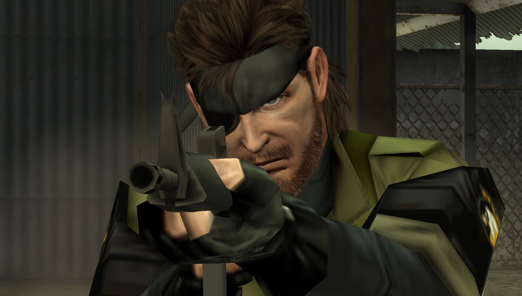 Metal Gear Solid HD Collection for the Win!