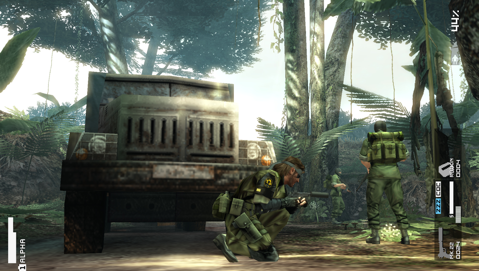 Metal Gear Solid HD Collection Review - gamingbolt.com