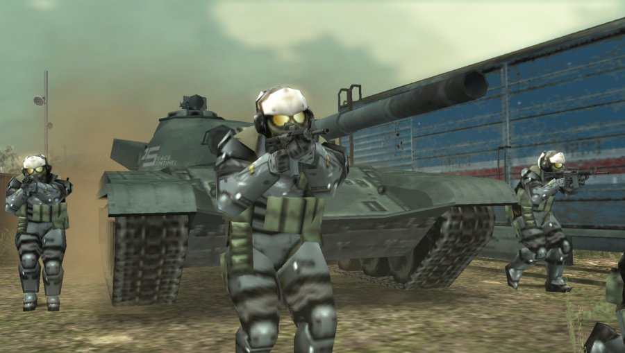Metal Gear Solid HD Collection Review - Screenshot 1 of 5
