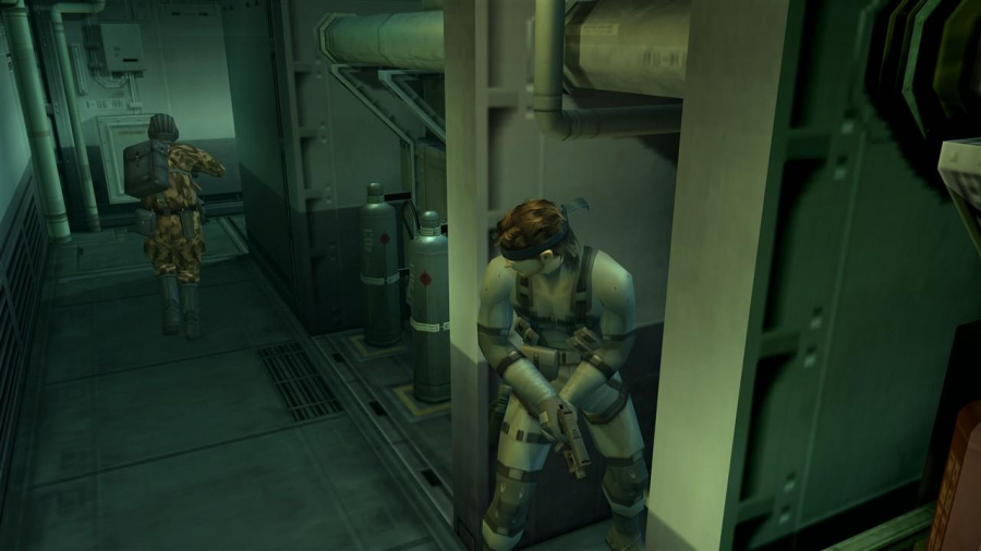 Metal Gear Solid HD Collection Review - Screenshot 5 of 5