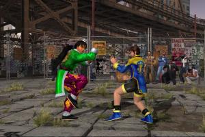 Tekken Hybrid Screenshot