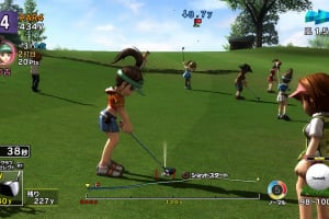 Everybody's Golf: World Tour Screenshot