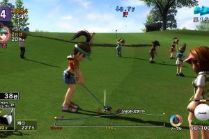 Everybody's Golf: World Tour Screenshot