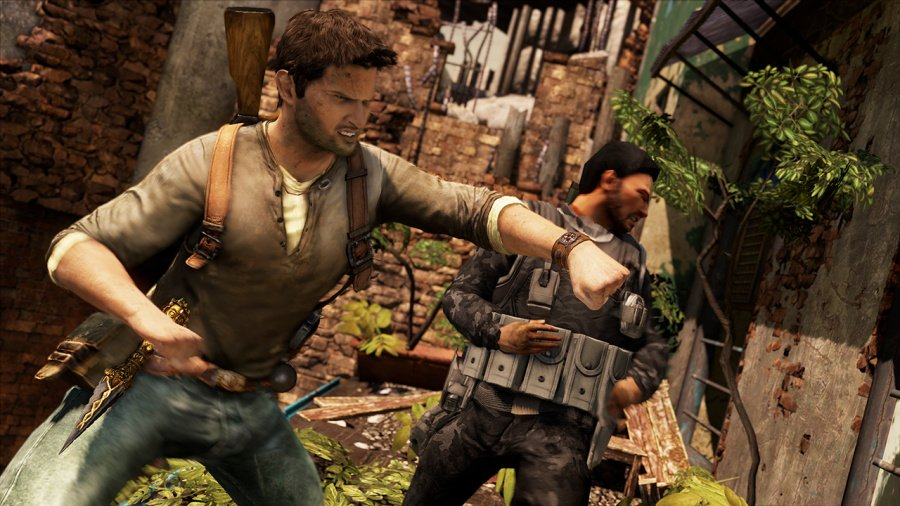 Uncharted 2: Among Thieves Review - Screenshot 1 of 4