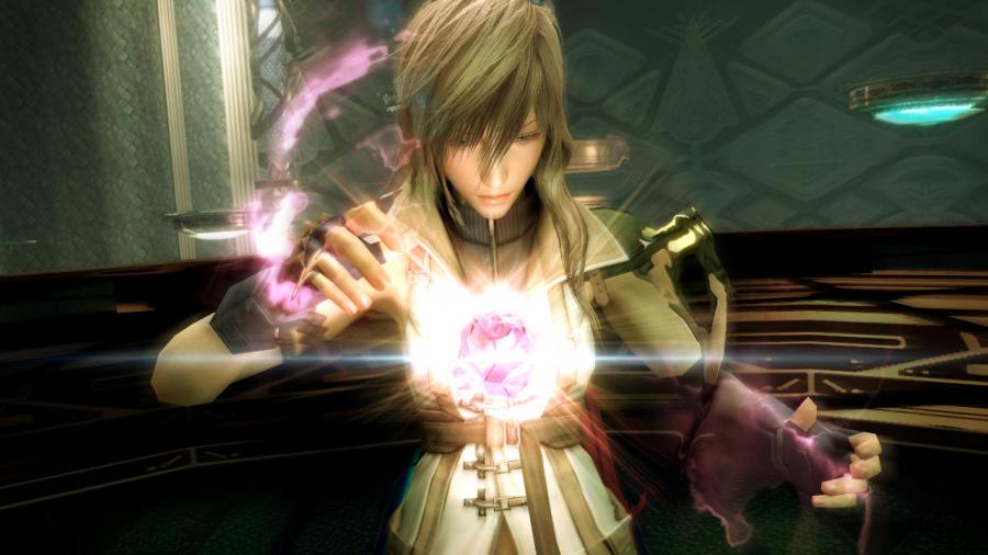 Final Fantasy XIII Review - Screenshot 1 of 4