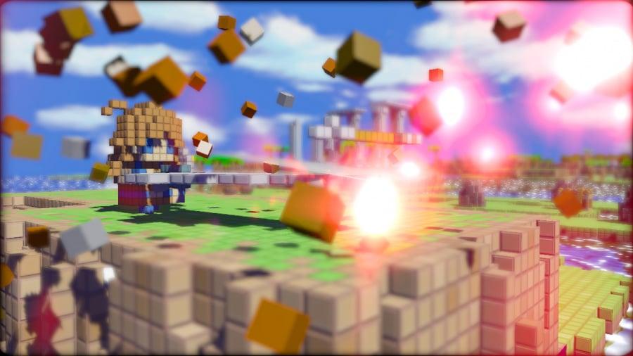 3D Dot Game Heroes Review - Screenshot 3 of 5