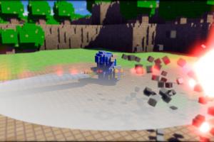 3D Dot Game Heroes Screenshot