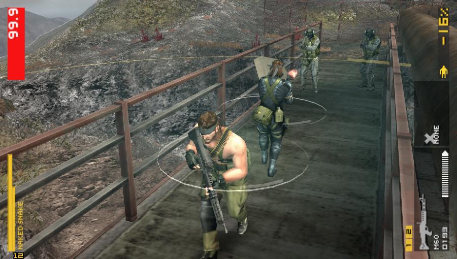 Metal Gear Solid: Peace Walker Review - Screenshot 1 of 5