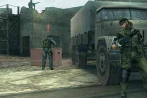 Metal Gear Solid: Peace Walker Screenshot