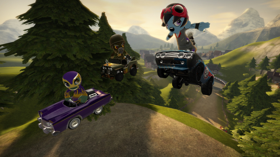 ModNation Racers Review - Screenshot 3 of 5