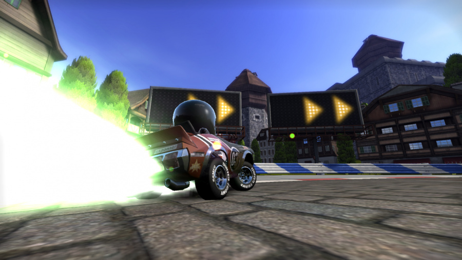 ModNation Racers Review - Screenshot 3 of 5