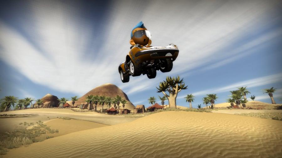 ModNation Racers Review - Screenshot 1 of 5