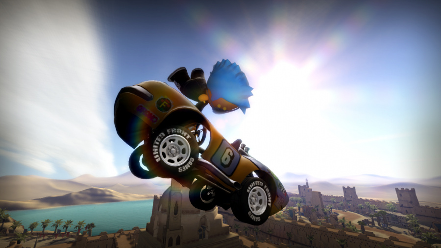 ModNation Racers Review - Screenshot 2 of 5