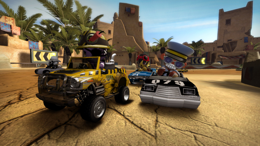 ModNation Racers Review - Screenshot 5 of 5