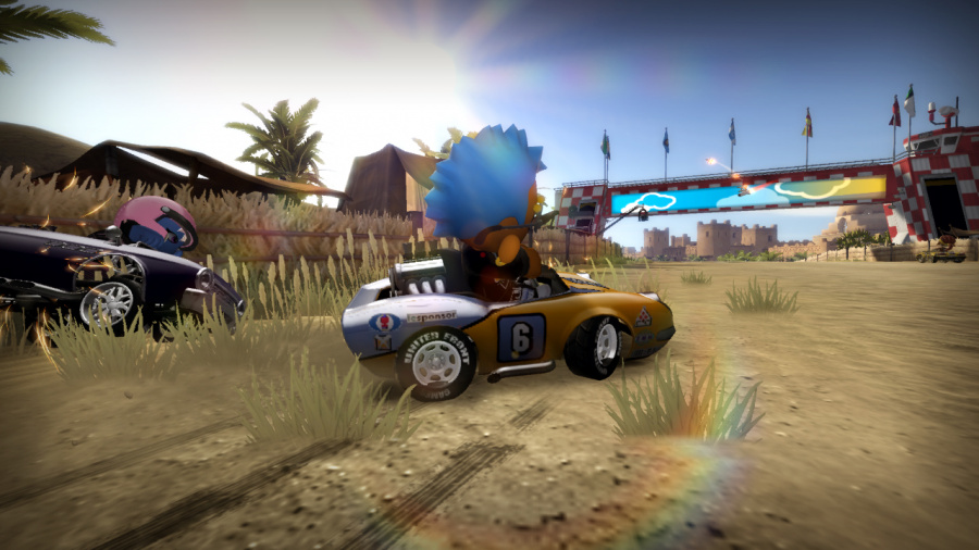 ModNation Racers Review - Screenshot 4 of 5