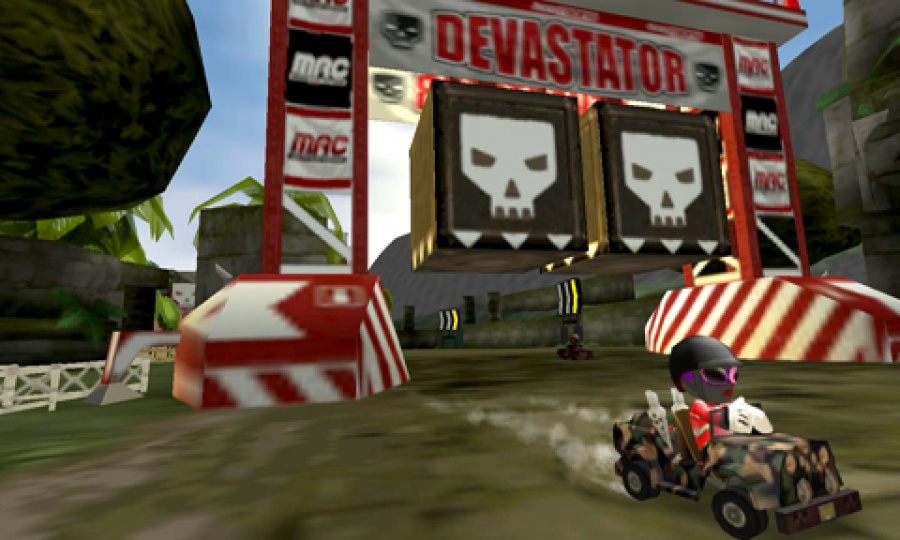 ModNation Racers Review - Screenshot 2 of 3