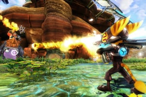Ratchet & Clank: A Crack in Time Screenshot