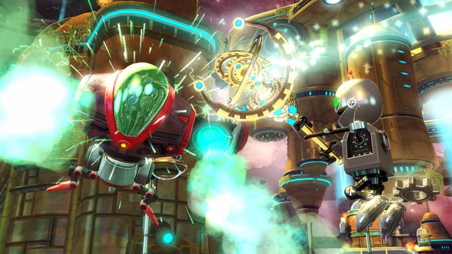 Ratchet & Clank: A Crack in Time Review - Screenshot 2 of 4