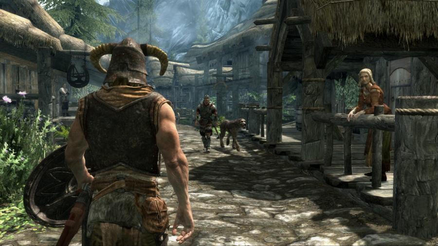 The Elder Scrolls V: Skyrim Review - Screenshot 1 of 7