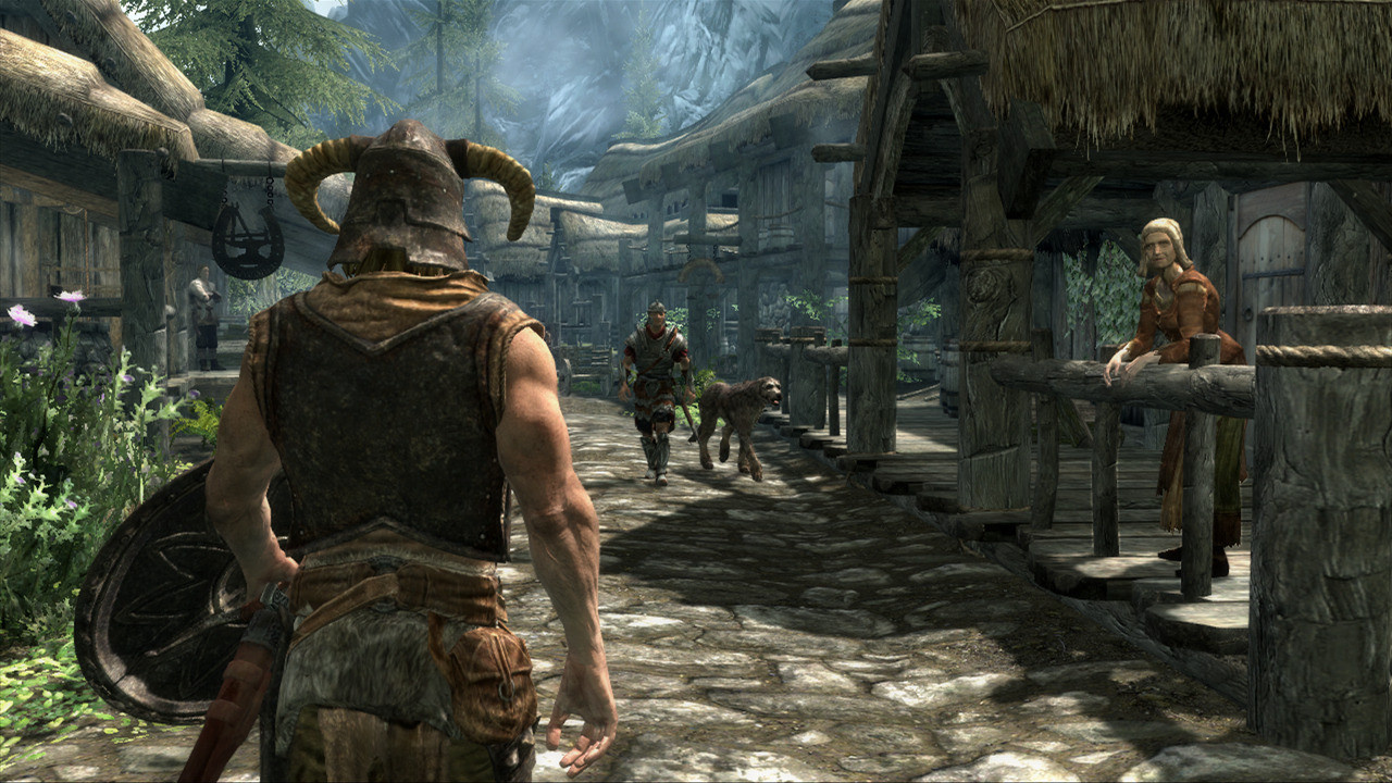 The Elder Scrolls V Skyrim Screenshot