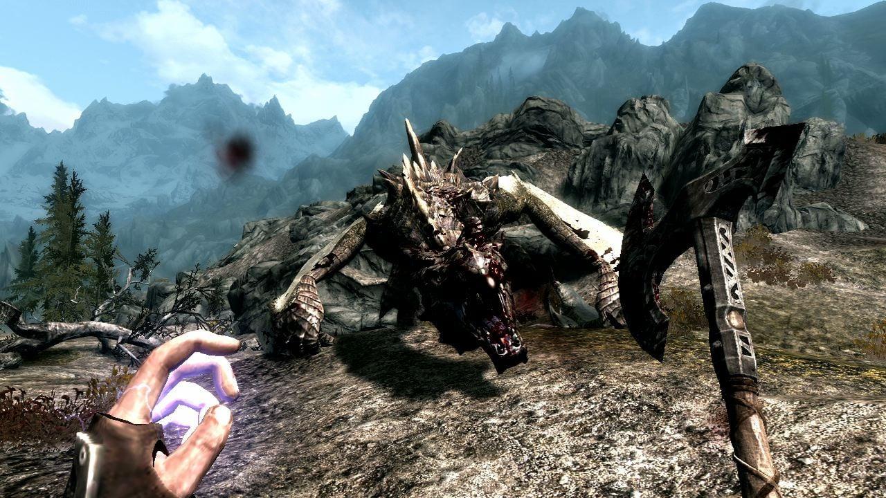 The Elder Scrolls V: Skyrim (PS3 / PlayStation 3) Game