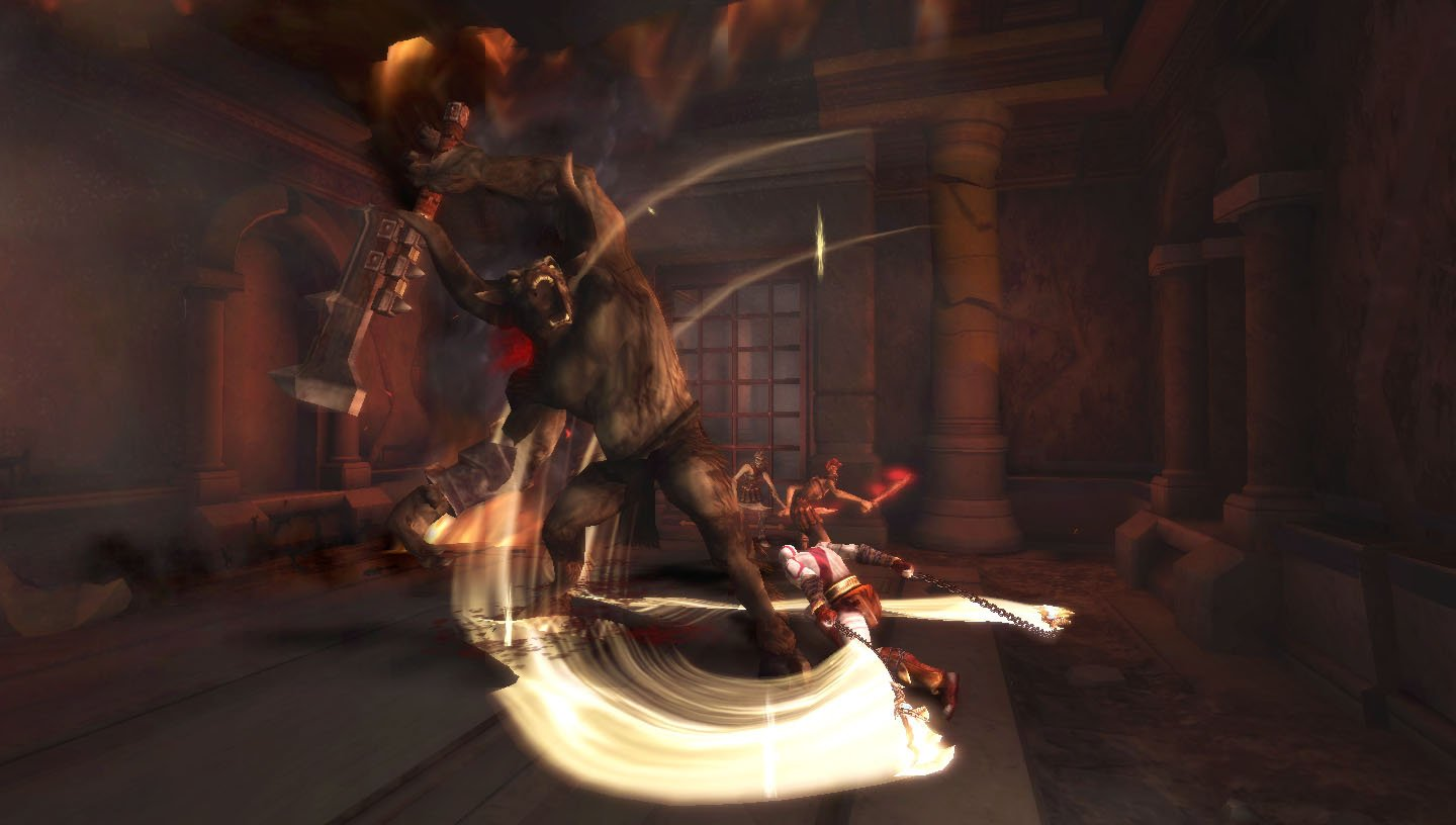 Free psp game download god of war ghost of sparta | 100
