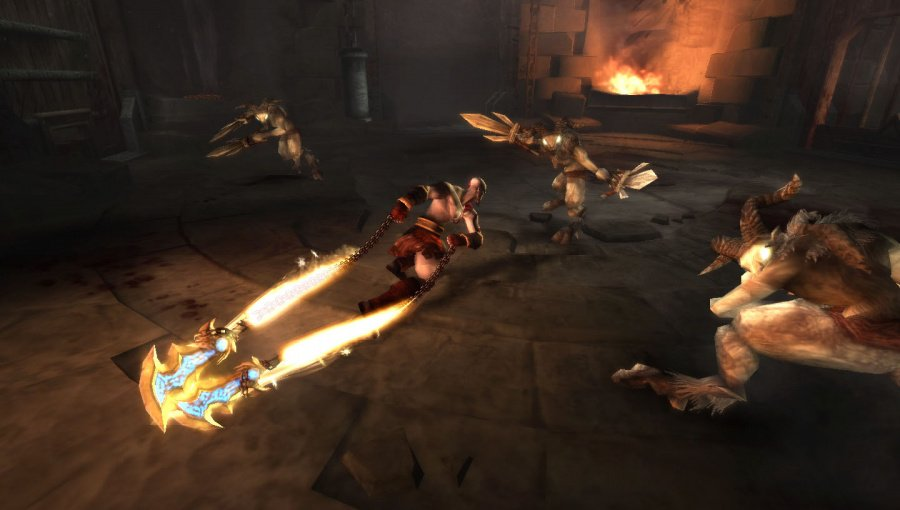 God of War: Ghost of Sparta Review - Screenshot 1 of 3