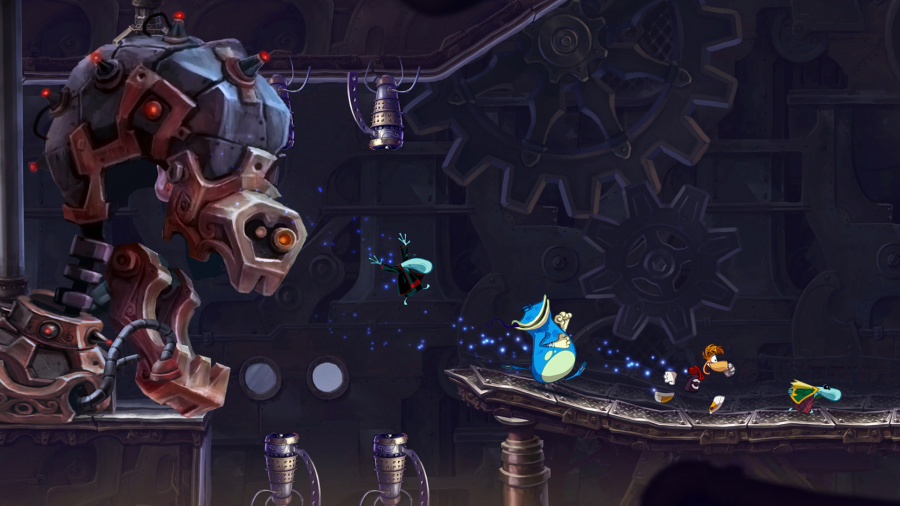 Rayman Origins Review - Screenshot 1 of 6