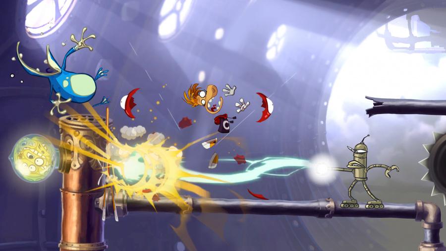 Rayman Origins Review - Screenshot 3 of 6