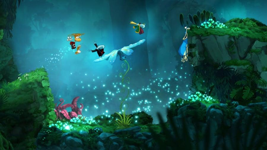 Rayman Origins Review - Screenshot 5 of 5