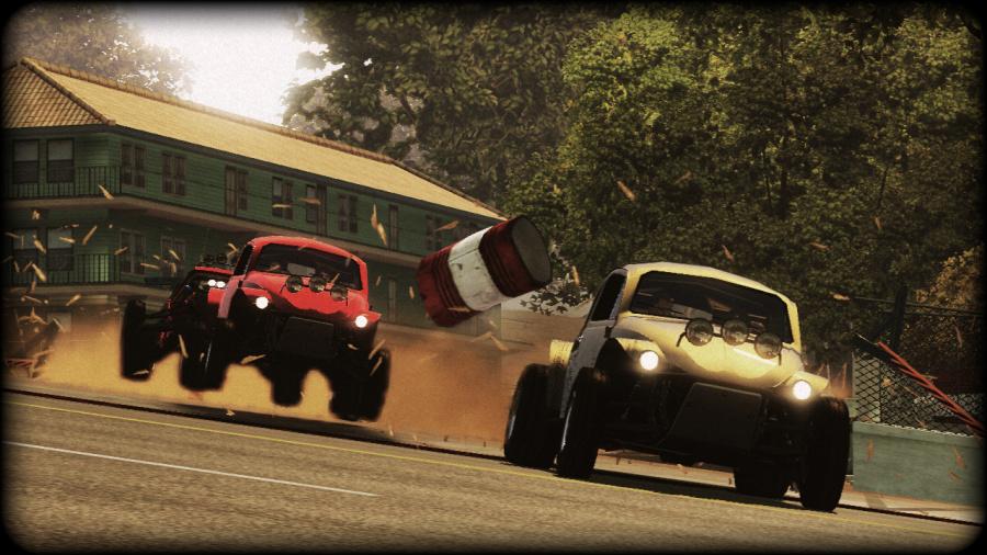 Driver: San Francisco Review - Screenshot 1 of 6
