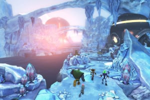 Ratchet & Clank: All 4 One Screenshot