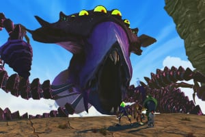 Ratchet & Clank: All 4 One Screenshot