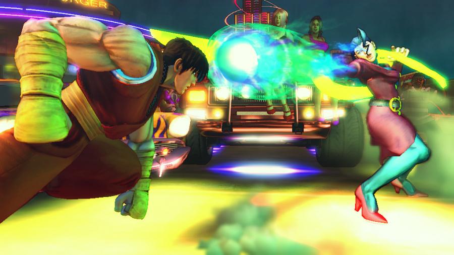 Super Street Fighter IV Review - Screenshot 1 of 3
