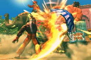 Super Street Fighter IV Screenshot