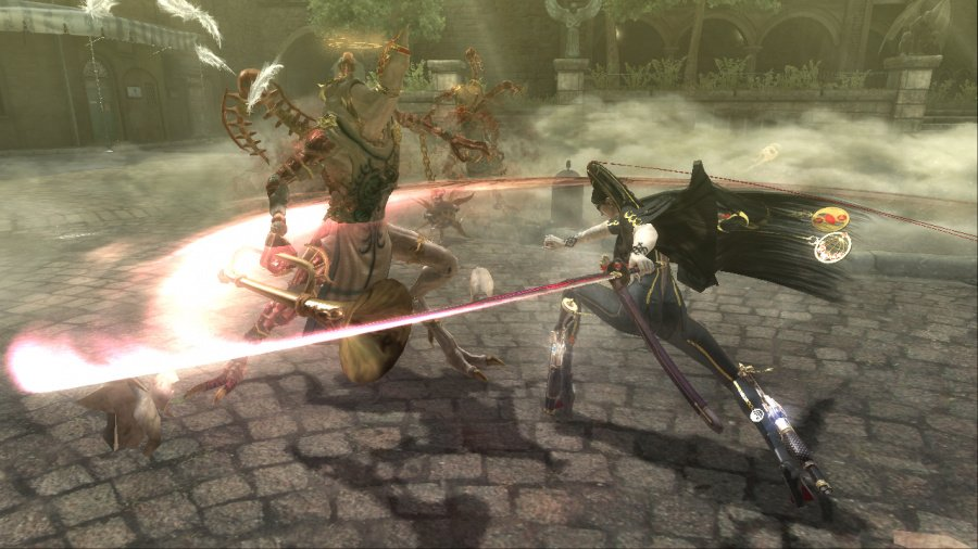 Bayonetta Review - Screenshot 2 of 4