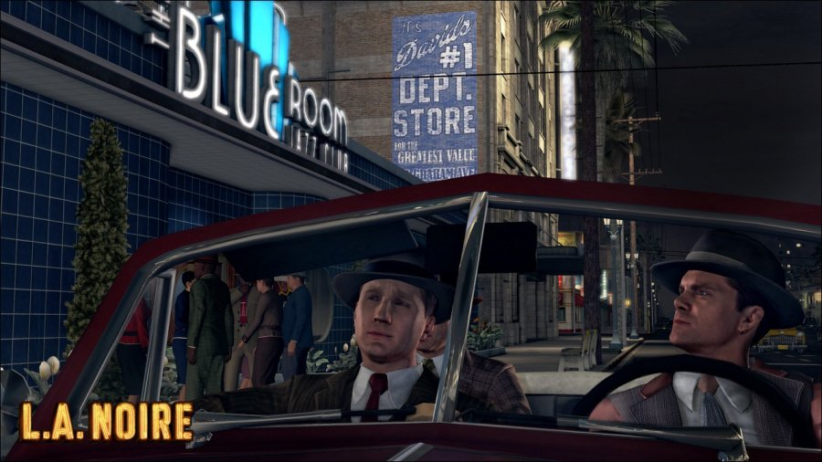 L.A. Noire Review - Screenshot 2 of 7