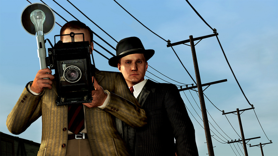 L.A. Noire Review - Screenshot 1 of 7