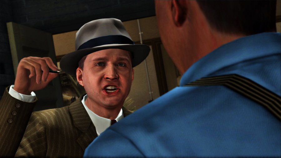 L.A. Noire Review - Screenshot 5 of 7