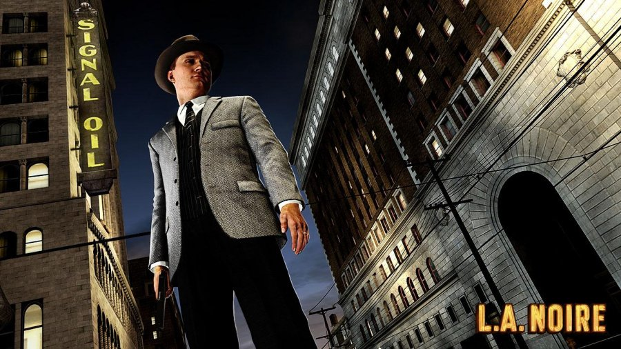L.A. Noire Review - Screenshot 4 of 7
