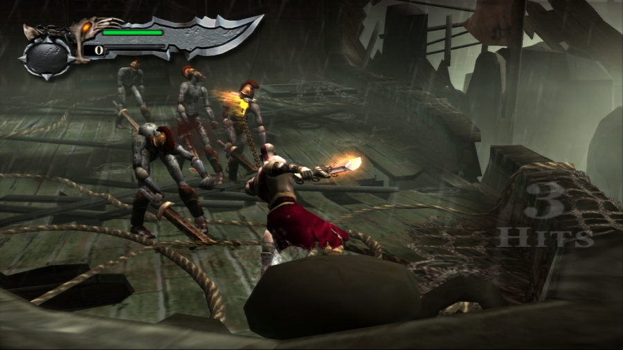 God of War Collection Review - Screenshot 4 of 4