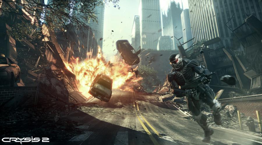Crysis 2 Review - Screenshot 1 of 5