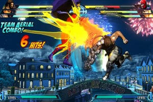 Marvel Vs. Capcom 3: Fate Of Two Worlds Screenshot