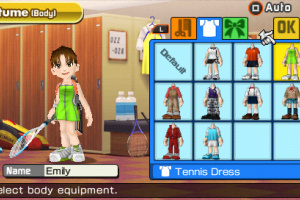Everybody's Tennis Screenshot