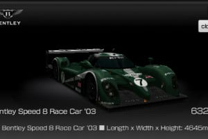 Gran Turismo Screenshot