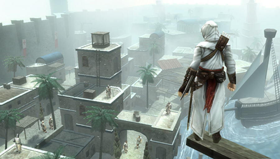 Assassin's Creed: Bloodlines Review - Screenshot 1 of 2