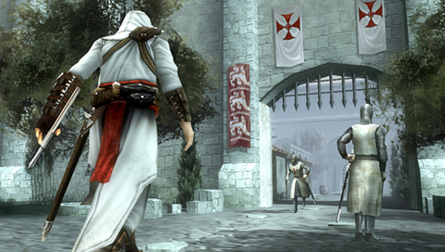 Assassin's Creed: Bloodlines Review - Screenshot 2 of 3