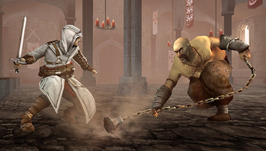 Assassin's Creed: Bloodlines Review - Screenshot 1 of 3