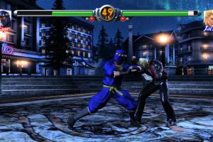 Virtua Fighter 5 Screenshot